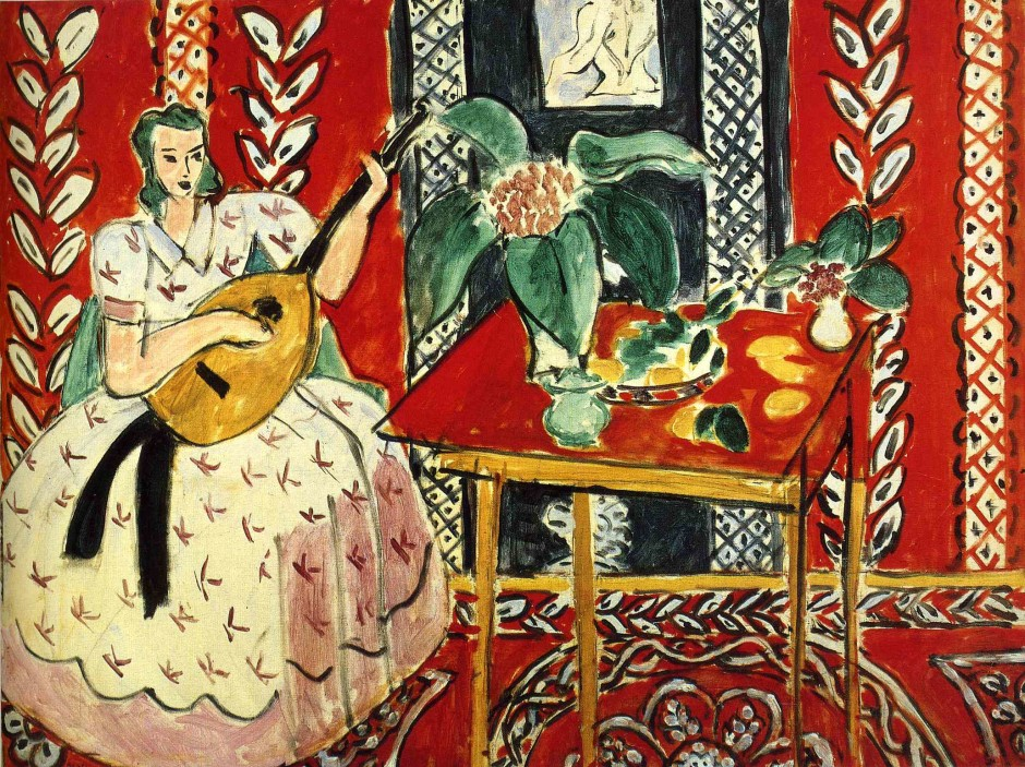 matisse-the-lute-1943
